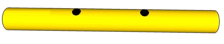 Tubo amarillo